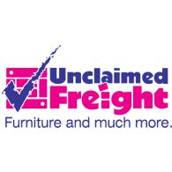 Unclaimed Freight logo vector logo