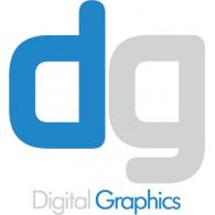 Digital Graphics logo vector logo
