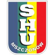 SHU Mszczonów logo vector logo