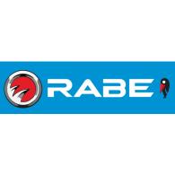 Rabe logo vector logo
