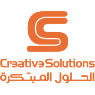Creative Solutions logo vector logo