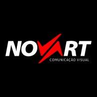 Novart logo vector logo