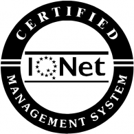 IQNET Certified Management System logo vector logo