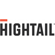 Hightail logo vector logo