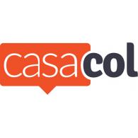 Casacol logo vector logo