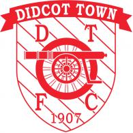 Didcot Town FC logo vector logo