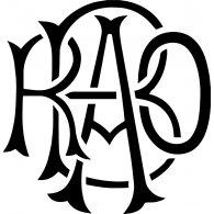 RAOB logo vector logo
