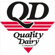 Quality Dairy logo vector logo