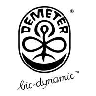 Demeter Biodynamic logo vector logo
