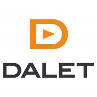Dalet Media logo vector logo