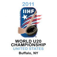 2011 IIHF World Junior Championship logo vector logo