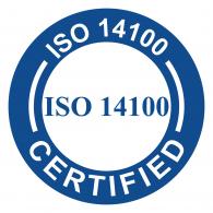 ISO 14100 logo vector logo