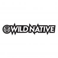 Wild Native Design logo vector logo