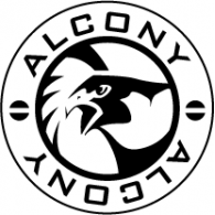 Alcony logo vector logo