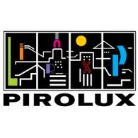 Pirolux logo vector logo