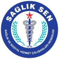 Saglik Sen logo vector logo