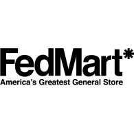 FedMart logo vector logo