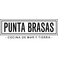 Punta Brasas logo vector logo
