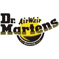Dr. Martens logo vector logo