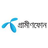 Grameenphone logo vector logo