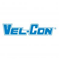 Vel-Con logo vector logo