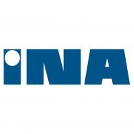 INA logo vector logo