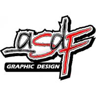 asdf graphic design logo vector logo