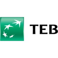 TEB logo vector logo