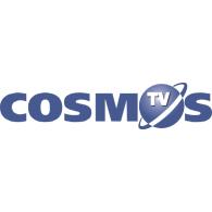 Cosmos TV logo vector logo