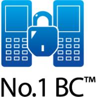 No.1 BC logo vector logo