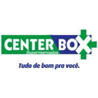 Center Box Supermercados logo vector logo