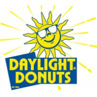 Daylight Donuts logo vector logo