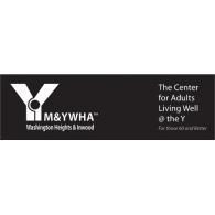 YM & YWHA logo vector logo