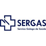SERGAS logo vector logo