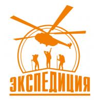 Экспедиция logo vector logo