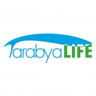 Tarabyalife logo vector logo