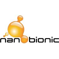 Nanobionic logo vector logo