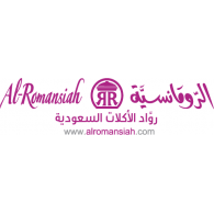 Al-Romansiah logo vector logo