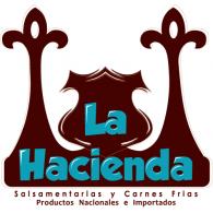 La Hacienda logo vector logo