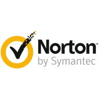 Norton by Symantec logo vector logo