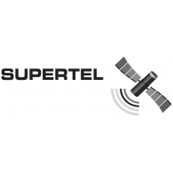 Supertel logo vector logo