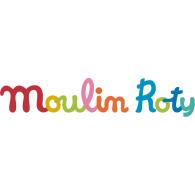 Moulin Roty logo vector logo