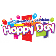 Happy Day Multiventas logo vector logo