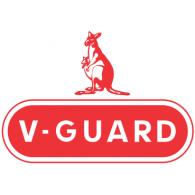 V-Guard logo vector logo