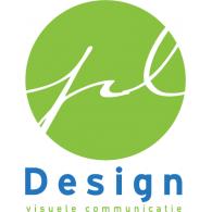 PL Design logo vector logo