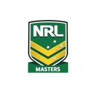 NRL Masters logo vector logo