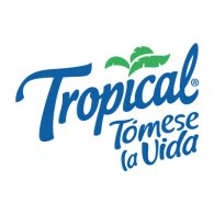 Tropical logo vector logo