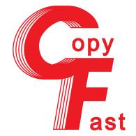 Copy Fast, S.A. logo vector logo