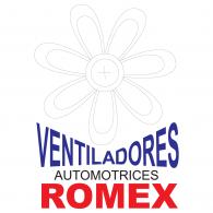Romex Ventiladores Automotrices logo vector logo