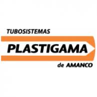 Plastigama de Amanco logo vector logo